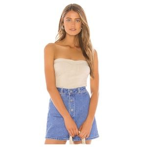 NEW Free People You Too Tube Top